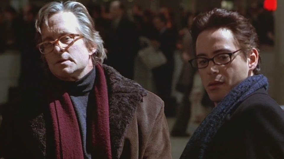 Michael Douglas, Robert Downey Junior