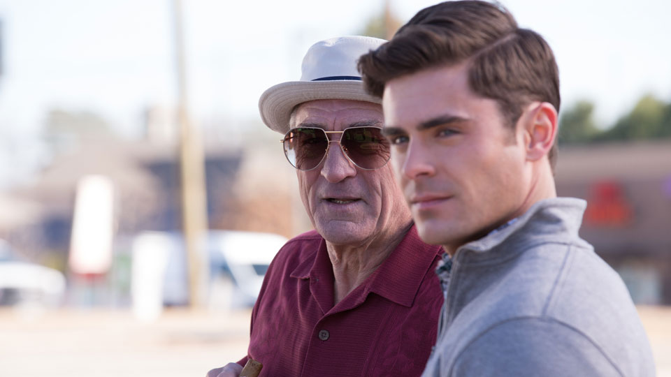 Dick (Robert De Niro), Jason (Zac Efron)