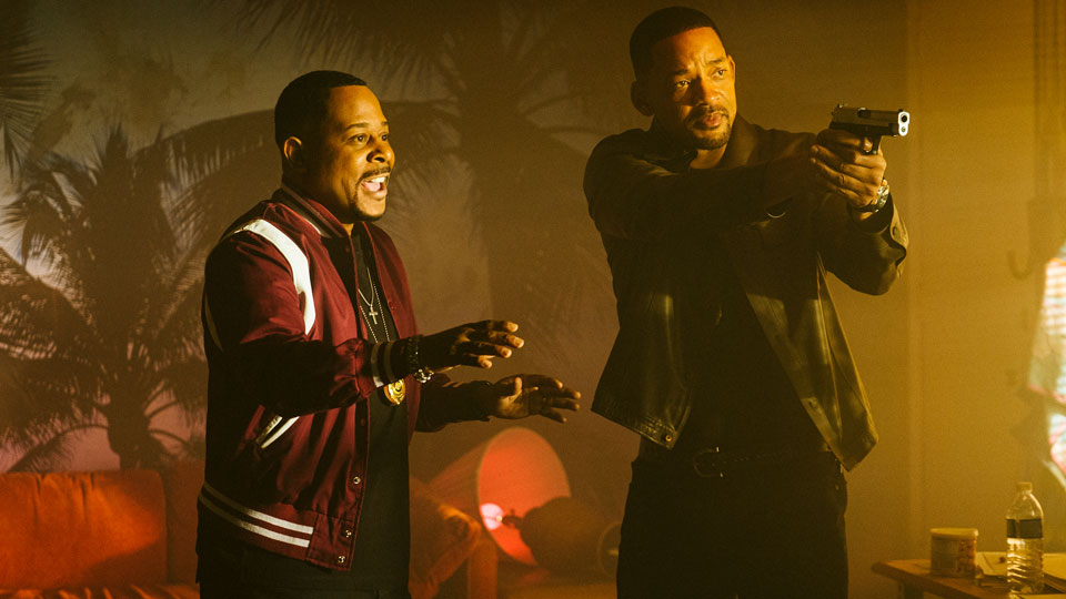 Marcus Burnett (Martin Lawrence) und Mike Lowrey (Will Smith)