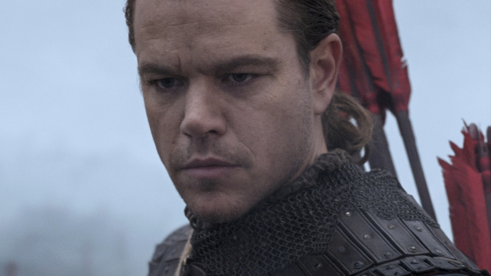 William Garin (Matt Damon)