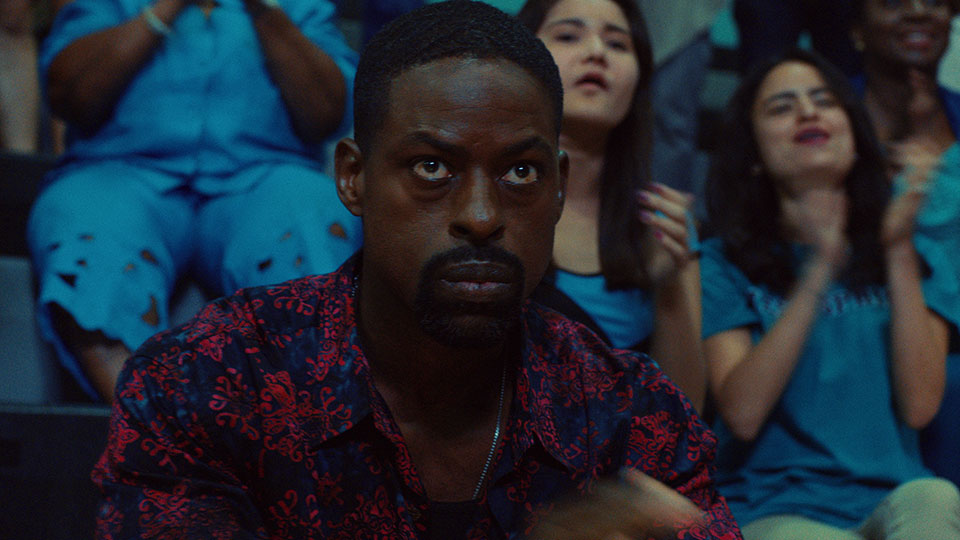 Ronald (Sterling K. Brown)