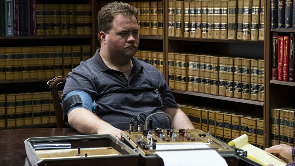 Richard Jewell (Paul Walter Hauser)